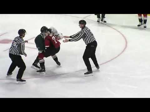 Kaleb Bulych vs. Gianni Fairbrother