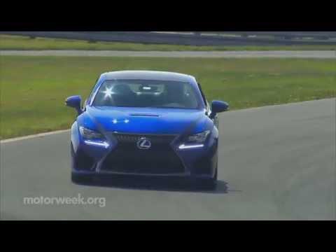 MotorWeek | Quick Spin: 2015 Lexus RC Sport Coupe