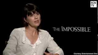 The Impossible Real Life Tsunami Survivor Maria Belon Interview