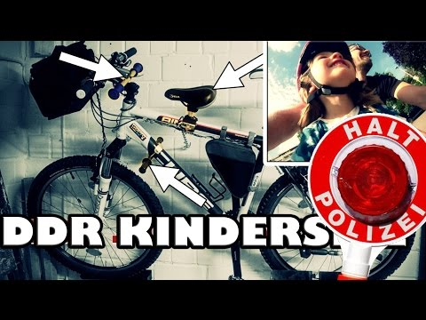 DDR Style am MTB | DDR Kindersattel - Material Montage Tipps | Tutorial