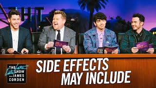 Side Effects May Include W The Jonas Brothers