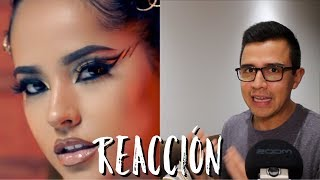(REACCIÓN) ChocQuibTown, Becky G - Que Me Baile (Official Video)