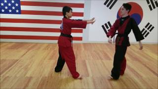 Black Belt Self Defense