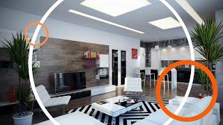 Wohnzimmer Dekoration Modern 2020