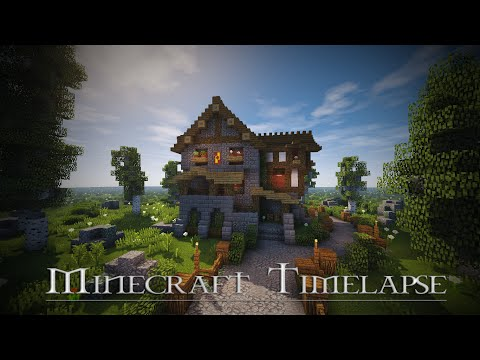 Cozy little Medieval House Timelapse  Download