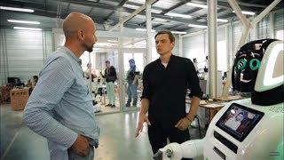 Ручная работа: Робот из Перми