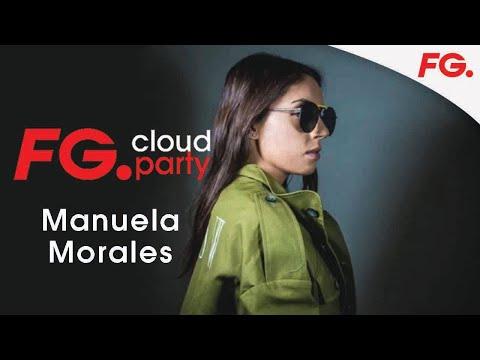 MANUELA MORALES | FG CLOUD PARTY | LIVE DJ MIX | RADIO FG