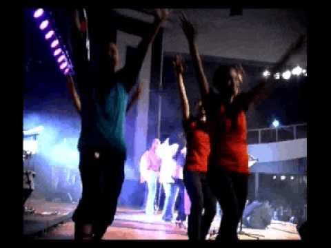 People Sing Praises dance.avi