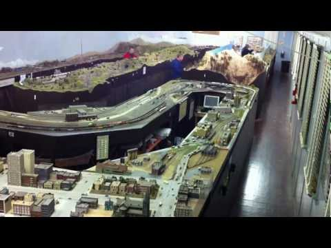 Operations Night @ Belmont Shore Model Railroad Club