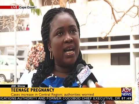 Teenage Pregnancy - AM Show on JoyNews (25-4-18)