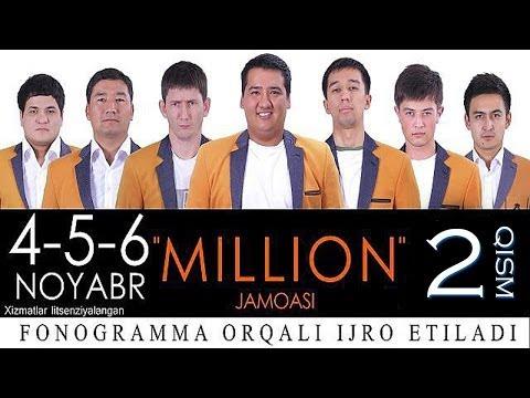 Million Jamoasi 2013 2-qism