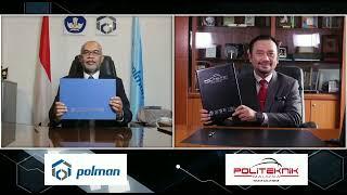 Penandatanganan MoU/AMM antara Politeknik Manufaktur Bandung dengan Politeknik Sultan Azlan Shah, Malaysia