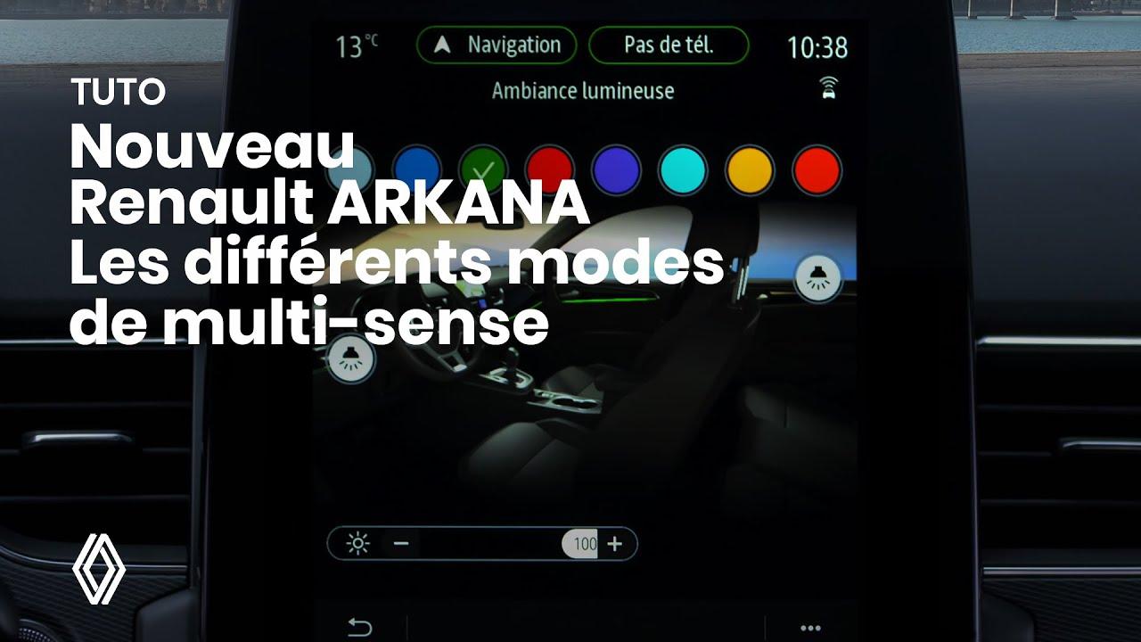 modes multi-sense