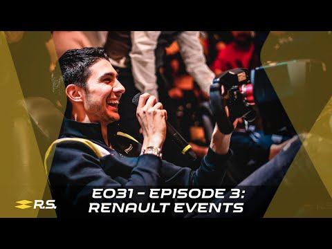 Image: WATCH: Esteban Ocon Attends Renault Events