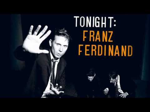 Franz Ferdinand - Can't Stop Feeling (with lyrics)