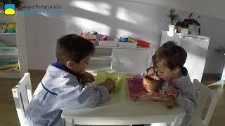 "Un paseo por ""Montessori Peñacorada"""