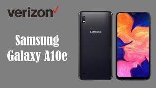 Samsung Galaxy A10e Verizon Wireless Price , Specs & Release Date