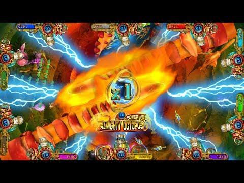 Thunder Dragon Ocean King 2 Skilled gambling fishing table