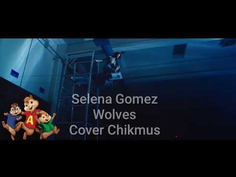 Selena Gomez, Marshmello - Wolves (Visualizer) Cover Chipmunks (видео)