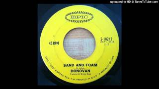 Donovan | Sand and Foam