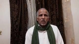 Dadach Sidi Mohamed Activista de DDHH y expreso Político Saharaui