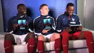 Les Questions Decalees Avec L Equipe De France Masculine De Football