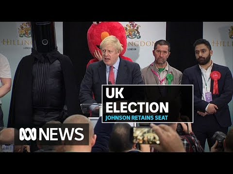 Download Boris Johnson vows to 'get Brexit done' after retaining seat in UK election | ABC News Mp4 HD Video and MP3