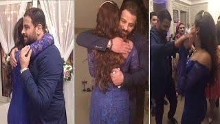 أشرف مصيلحي يحتفل بخطوبة ابنته حفيدة هذه النجمة لن تصدقوا أن هذه الشابة هي ابنته
