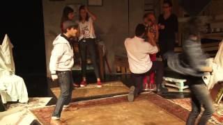 Диего Домингес, Nosotros, el musical