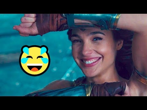 Gal Gadot Is laughing for 5 minutes 😂