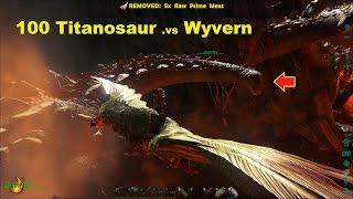 ARK: Scorched Earth #17 - Thả 100 con khủng long Titanosaur xuống khe núi lửa và Cái kết =))