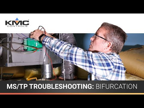 MS/TP Troubleshooting Using a Multimeter – Bifurcation