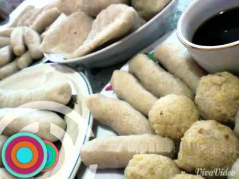 Video Makanan Khas Palembang