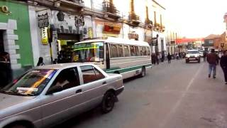 preview picture of video 'POR LAS CALLES DE POTOSI'
