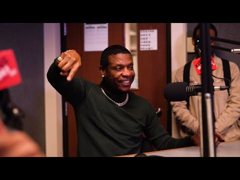 Keith Sweat on The Morning Groove
