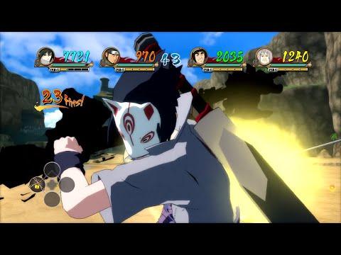Naruto Shippuden Ultimate Ninja Storm Revolution Walkthrough