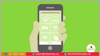 Online Live Video Streaming Chennai
