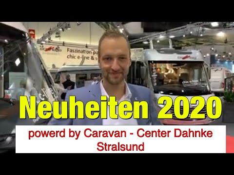 Caravan-Center Dahnke in Düsseldorf 2019