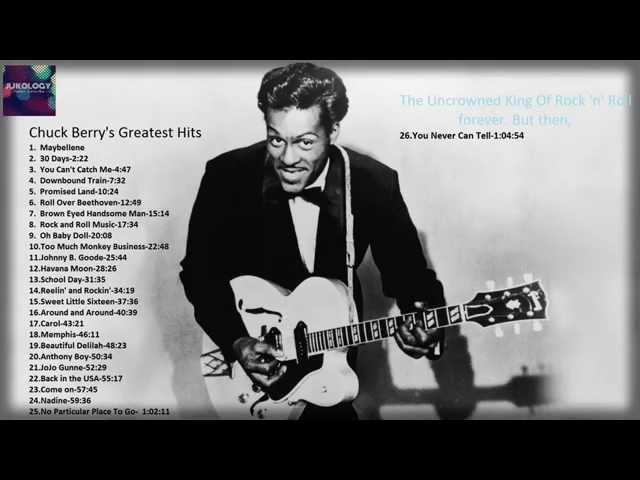 Chuck-berry-s-greatest-hits