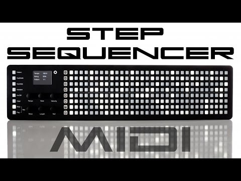 Seq MIDI Step Sequencer - Behold The Future