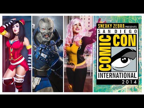 San Diego Comic Con 2014: Những màn cosplay tuyệt đỉnh