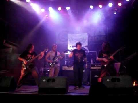 """Shattered Theory """"Ascend Into Nothing"""" Live at the DNA Lounge in San Francisco, CA 9/2/12"""