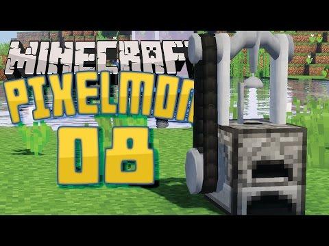 Minecraft Pixelmon 4 2 7 Ep 20- Awesome Update! (Pixelmon