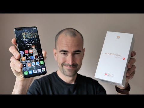 External Review Video p1fsWOE_CCg for Huawei P40 Series Smartphones P40, P40 Pro, P40 Pro+