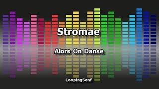 Stromae   Alors On Danse   Karaoke