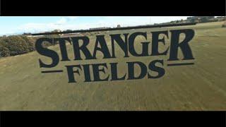 Stranger Fields: first FPV flight!