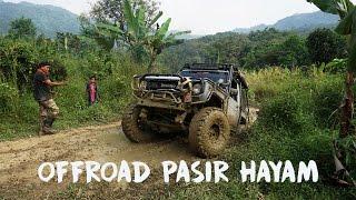 OFFROAD CARVLOG #1 - PASIR HAYAM // NALAXTAX4WD // SONY A6300