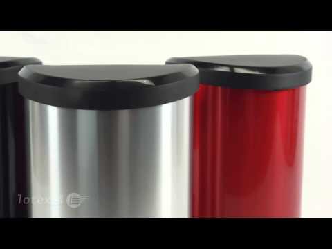 20 Liter Abfalleimer Curver in 3 Farben wählbar