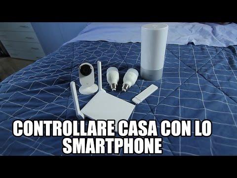 Controllare casa con lo Smartphone!!! - Robbbba della Xiaomi
