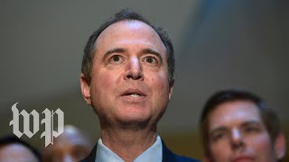 Schiff: 'No evidence' of 'spy in the Trump campaign'